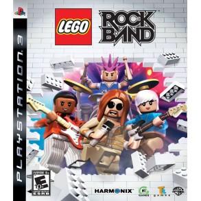 Lego Rockband PS3