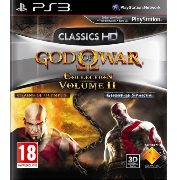 God of War Collection: Volume 2  PS3