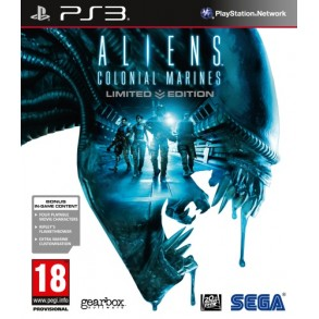 Aliens: Colonial Marines: Limited Edition  PS3