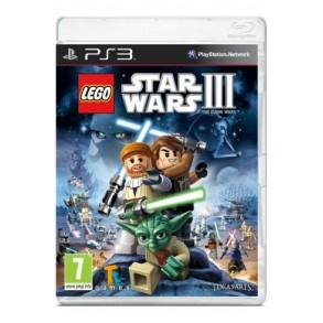 LEGO Star Wars III The Clone Wars PS3