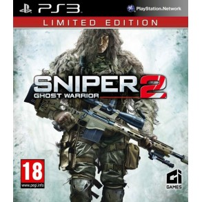 Sniper 2 Ghost Warrior PS3
