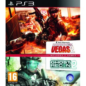 Tom Clancy's Rainbow Six Vegas2 / Ghost Recon: Advanced Warfighter 2 PS3