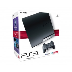 PS3 SLIM 120GB 1 mesečna garancija