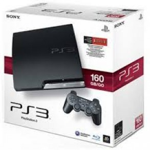 PS3 SLIM 160GB 1 mesečna garancija