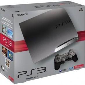 PS3 SLIM 250GB 1 mesečna garancija