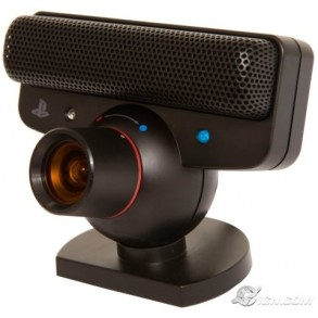 PS3 Eye Toy kamera