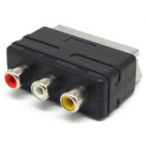 SCART adapter PS1-PS2-PS3-XBOX360