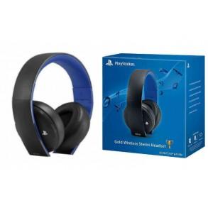 Slušalke PS4-PS3 Sony  Wireless Stereo Headset Brezžične Slušalke