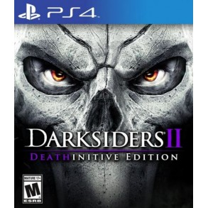 Darksiders 2: The Deathinitive Edition ps4 xbox one