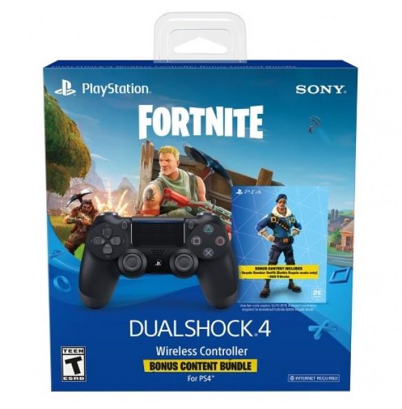DualShock 4 V2+ Fortnite Bonus