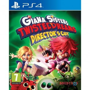 Giana Sisters: Twisted Dreams - Director's Cut Game PS4