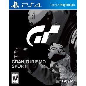 GT SPORT GRAN TURISMO  PS4