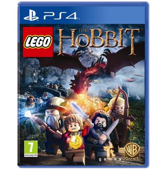 LEGO The Hobbit PS4 Rabljena