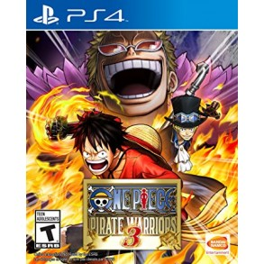 One Piece Pirate Warriors 3  PS3 PS4