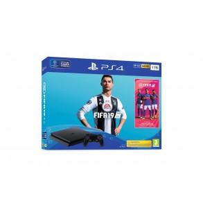 PlayStation 4 Slim 1TB  FIFA 19  36 mesečna garancija