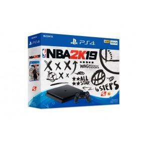 PS4 SLIM 500GB NBA 2K19 PG 5XPS4 IGRE 36 MESEČNA GARANCIJA