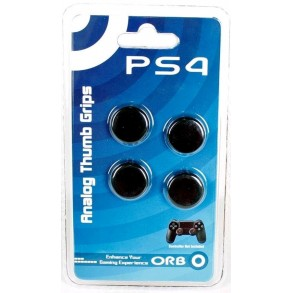 ORB GOBICE PS4 Controller Thumb Grips 4-Pack (ORB) /PS4 Gobice za plošček PS4