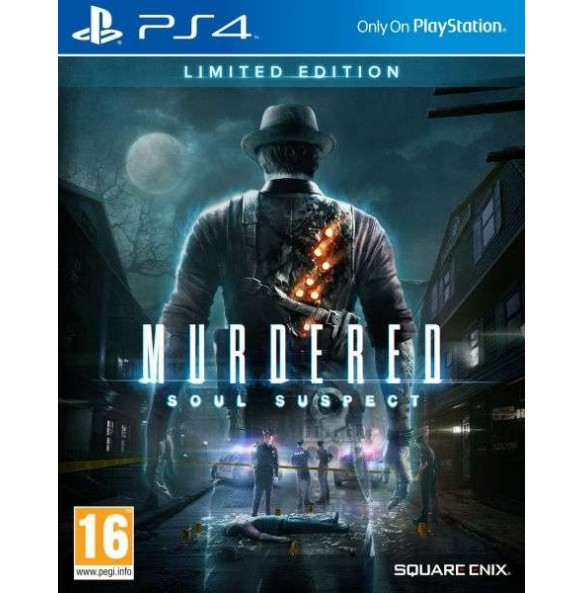 Murdered: Soul Suspect PS4 Rabljeno