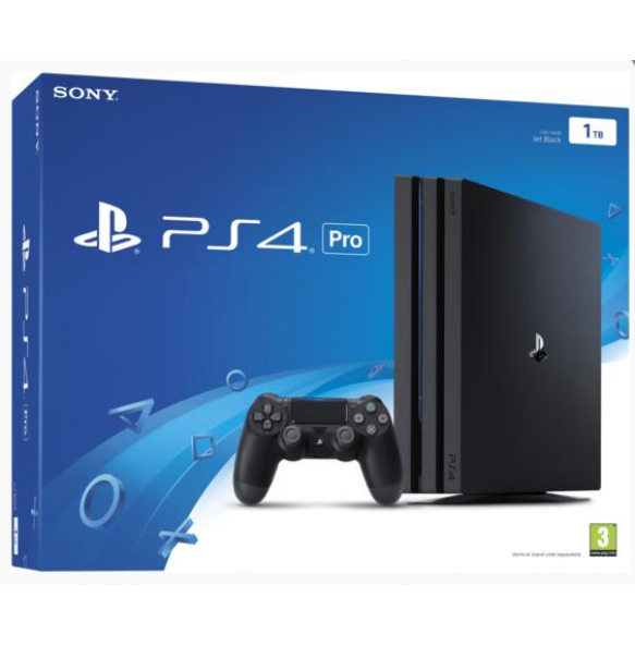 PS4 PRO 1TB IZPOSOJA
