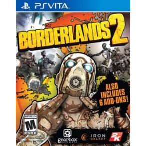 Borderlands 2 /Vita
