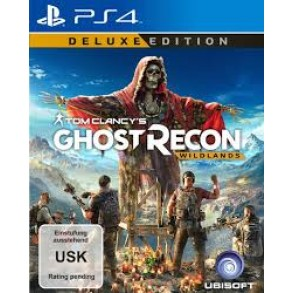 TOM CLANCY'S GHOST RECON:WILDLANDS DELUXE  PS4