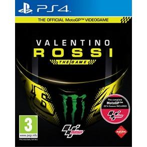 Moto GP 2016 Valentino Rossi PS4