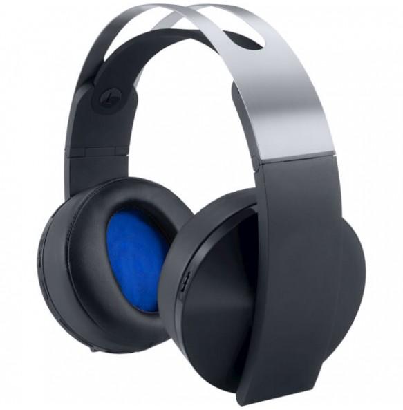 Sony PlayStation 4 Platinum Wireless Headset Slušalke