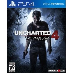 UNCHARTED 4 : A THIEF'S ENDPS4 MENJAVE