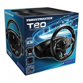Thrustmaster T80 Racing Wheel - PS4 OFFICIALLY LICENSED Uradni volan za PS4 Playstation4
