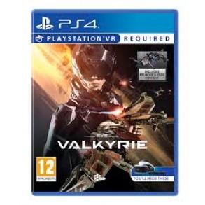 VR EVE: Valkyrie PSVR  PS4 VR