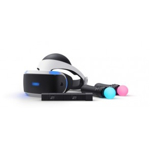 SONY VR + KAMERA+2X VR MOVE