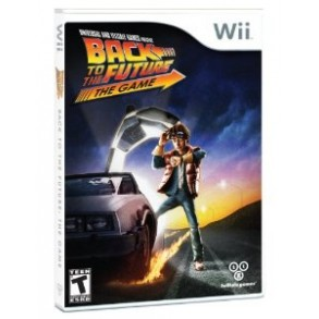 Back to the Future- The Game WII