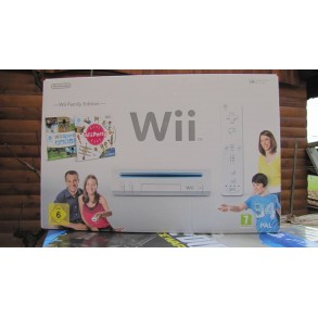 Nintendo WII bel kot nov in oprema 2x Remo, Sky, GC...