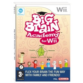 Big Brain Academy for WII