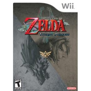 Legend of Zelda: Twilight Princess (NINTENDO SELECT) /Wii