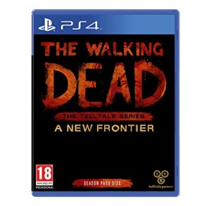 The Walking Dead  Telltale Series The New Frontier  PS4 XBOX ONE