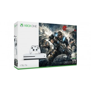 Microsoft Xbox One S  1TB Gears of War 4 Bundle
