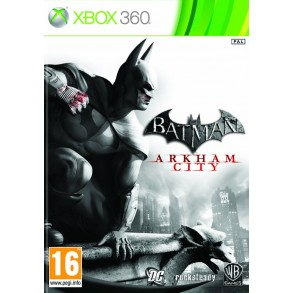 Batman Arkham City xbox360
