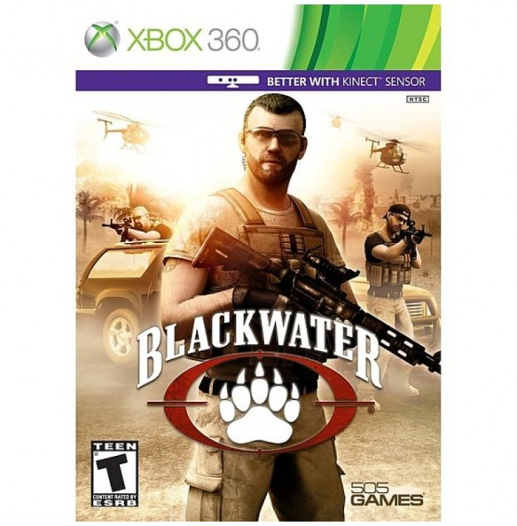 Blackwater xbox360