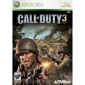 Call of Duty 3 xbox360