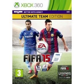 FIFA 15 Ultimate Team Edition xbox360