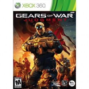 Gears of War Judgment xbox360