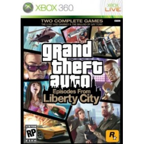 Grand Theft Auto Episodes From Liberty City xbox360