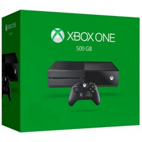 Xbox one 500GB black rabljeno 3mesečna garancija