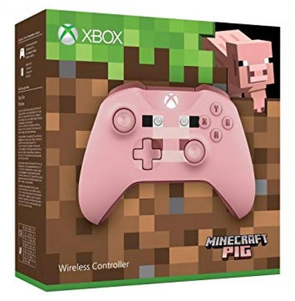 Xbox One Minecraft Pig Wireless Kontroler